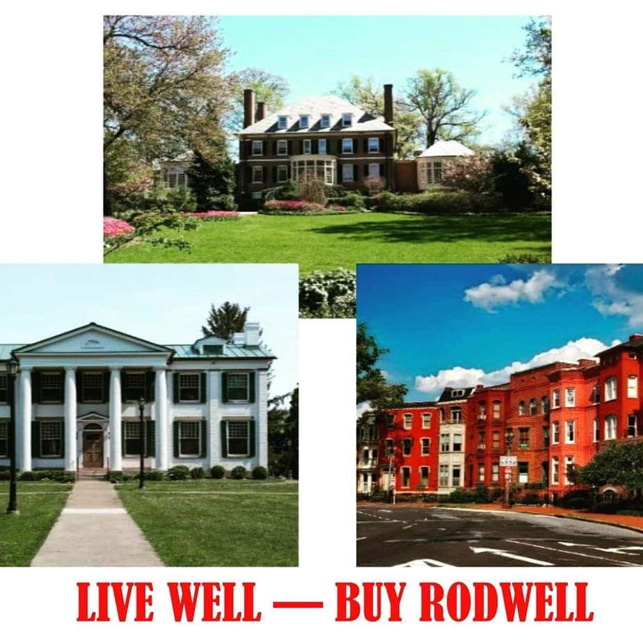 Live Well - Buy Rodwell