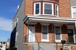 2810 Clifton Ave, Baltimore, MD 21216 Updated Classic Townhouse On Sale (2)