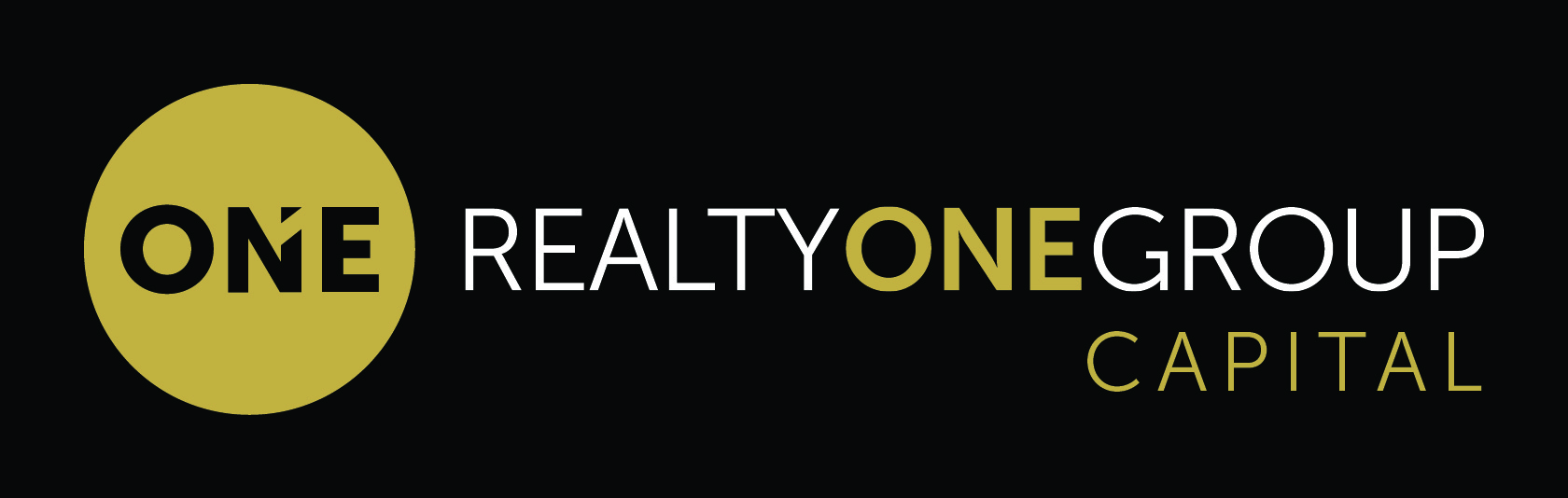 Realty One Group Capital Properties Black