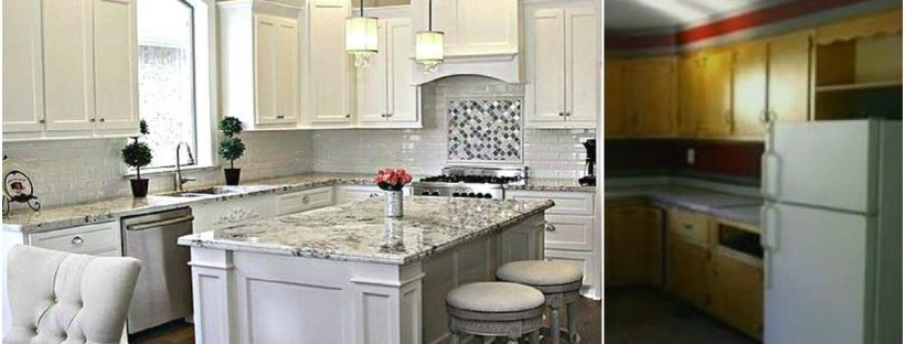 Modern Kitchens In Classically Renewed Houses