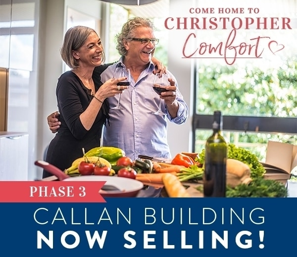 Phase 3 | Callan NOW SELLING!