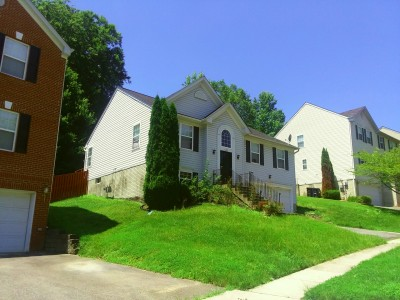 1602 Shady Glen Drive, District Heights, MD 20747 Front Lower 2