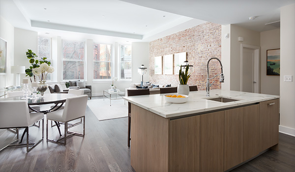 The Cosmopolitan Residences of Historic Row | Join Us This Weekend for a Tour of Our Newly Decorated Model