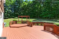 11563 Lilting Ln, Fairfax Station, VA 22039 outdoor living in wooded styles